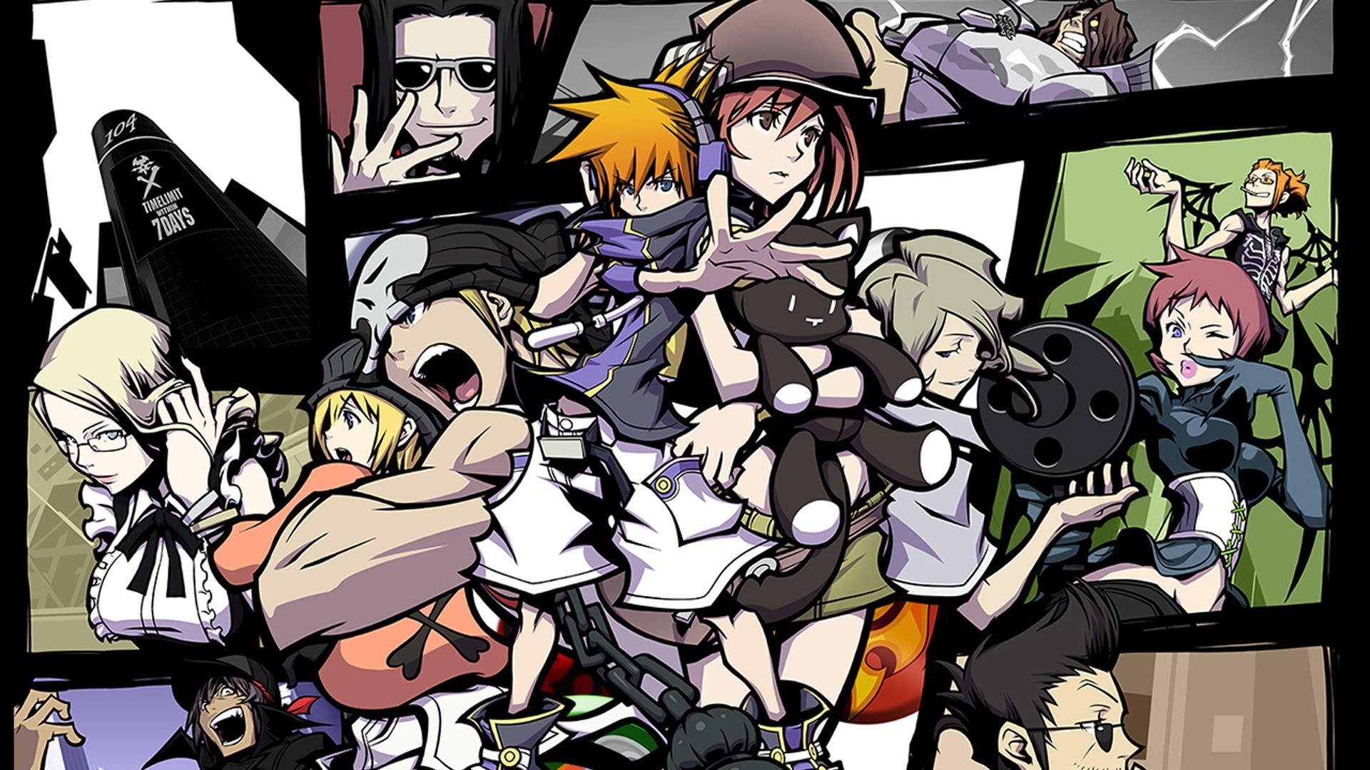 The World Ends With You – Final-Remix