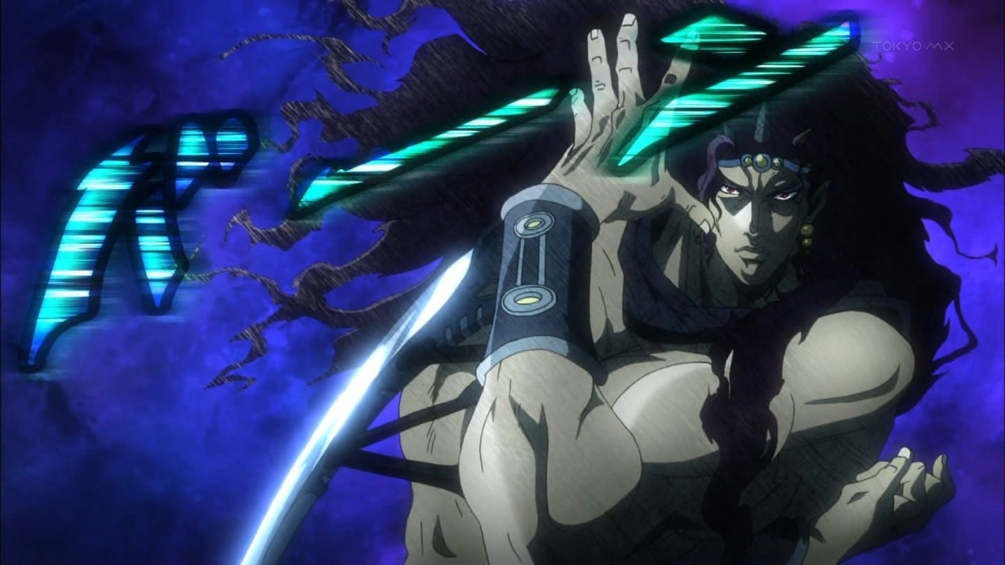 Kars (JoJo's Bizarre Adventure Part 2 Battle Tide)