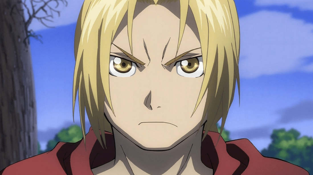 edward elric (Full Metal Alchemist)