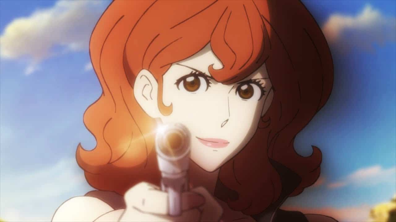 Fujiko Mine (Lupin the Third Part 5)