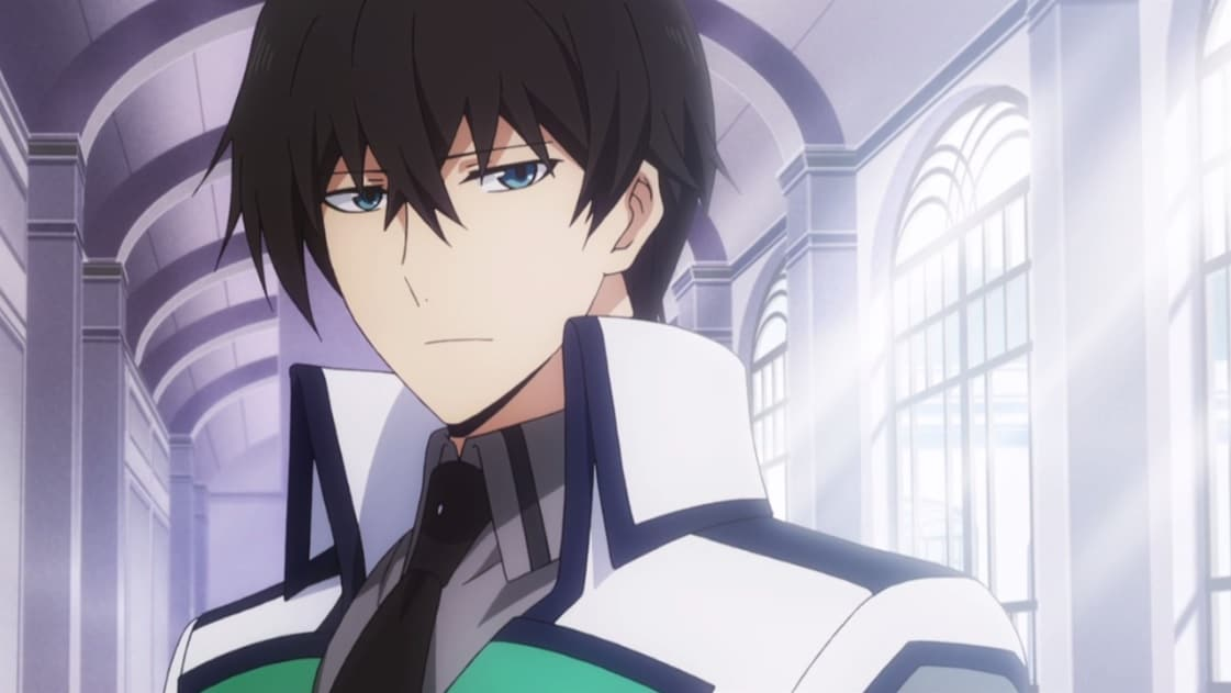 Shiba Tatsuya (The Irregular at Magic High School)