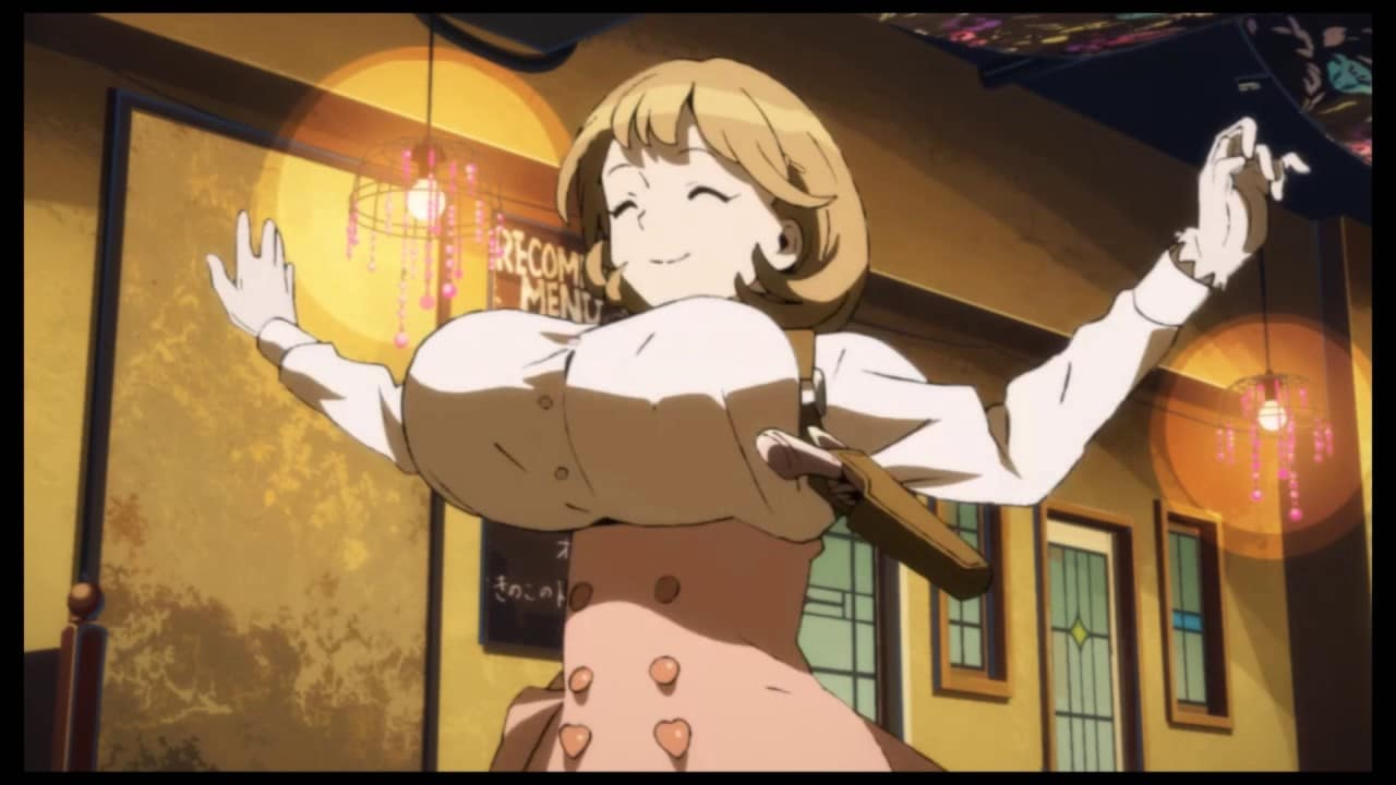 Narusawa Ryoka (Occultic; Nine)