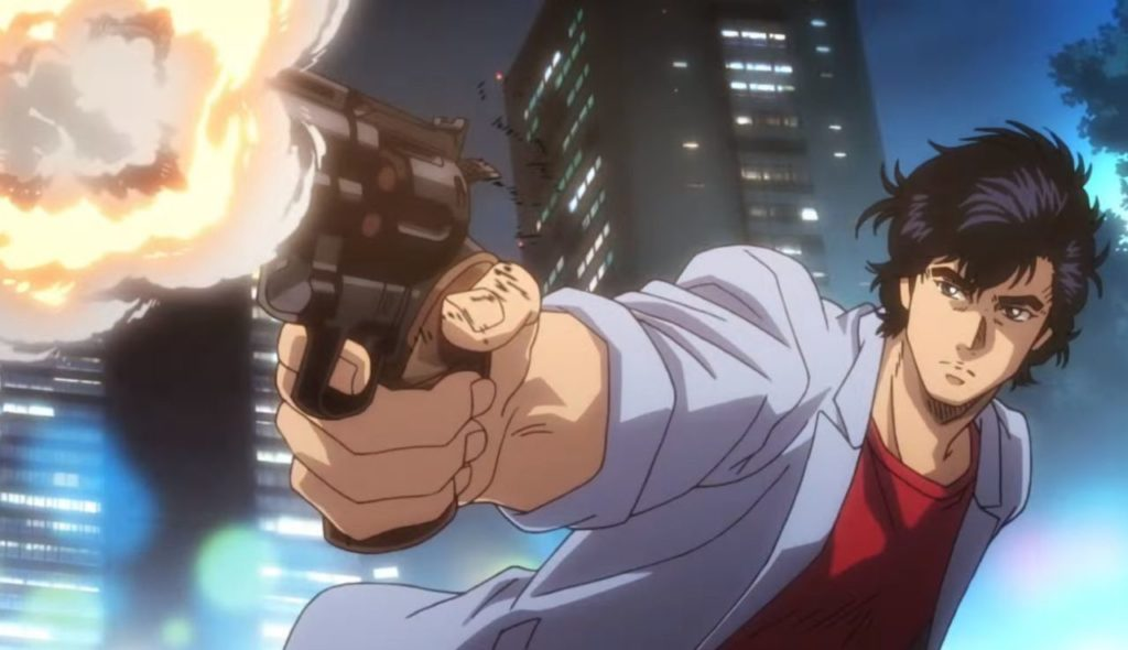 Ryo Saeba (City Hunter)