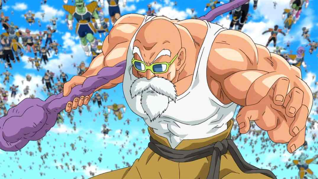 Master Roshi (Dragon Ball)