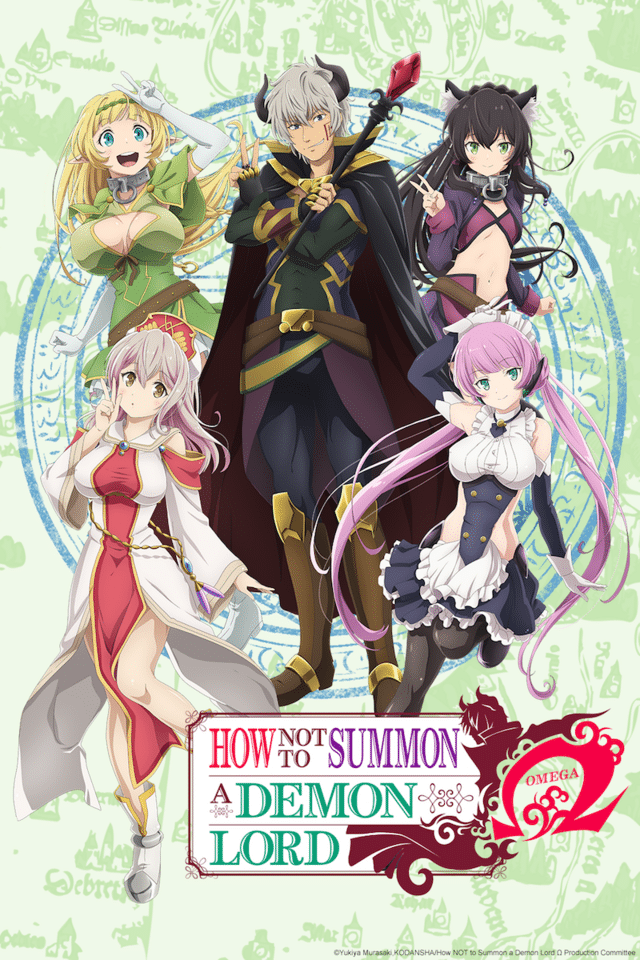 How NOT to Summon a Demon Lord Ω (Season 2)